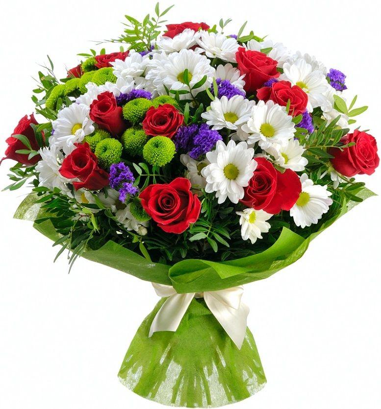 Букет цветов ЯРКОЕ СОБЫТИЕ