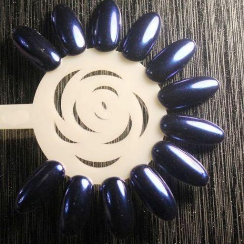Зеркальный пигмент для втирки Хром №М07 Royal