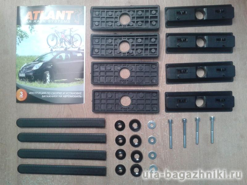 Адаптеры для багажника Fiat Doblo, Nissan Primera P12 (wagon), Атлант, артикул 8737