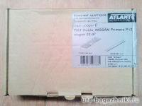Адаптеры для багажника Fiat Doblo, Nissan Primera P12 (wagon)  Атлант, артикул 8737