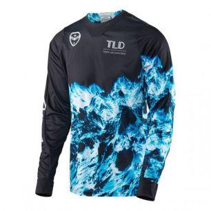 Troy Lee Designs SE JERSEY GRAVITY blue