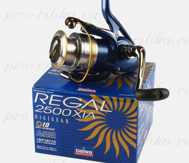 йюрсьйю DAIWA REGAL 2500XIA