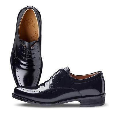 Мужская обувь ручной работы Atomy (мат.черный)