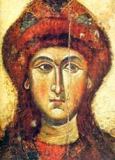 Икона Глеб, князь (копия старинной)