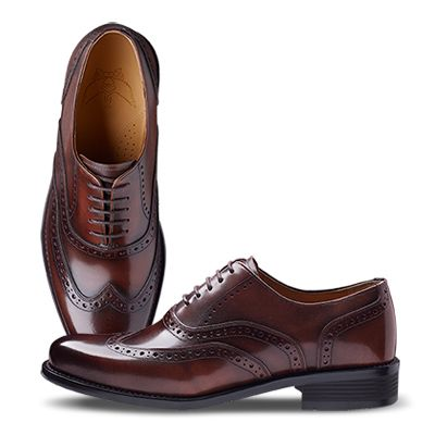 Мужская обувь ручной работы Atomy (классика коричневый)