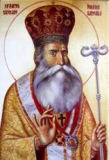 Икона Григорий Валашский