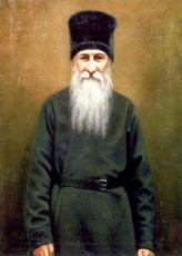 Икона Иосиф Оптинский (копия стариной)