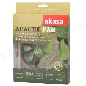 Вентилятор Akasa 120x120x25 Apache S-Flow PWM AK-FN057