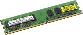 Модуль памяти Samsung DDR2-667 1Gb DIMM PC2-5300U