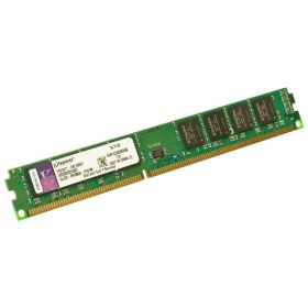 Модуль памяти Kingston 8Gb DDR3 PC3-10600 1333MHz  KVR1333D3N9/8G