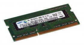 Модуль памяти Samsung PC3-1333 2Gb  DDR3 10600S 2Gb М471B5773CHS-CH9 SO-DIMM