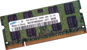 Модуль памяти Samsung  2GB 2Rx8 PC2-6400S 800Mhz  SO-DIMM