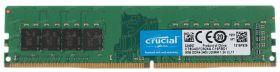 Модуль памяти Crucial  DDR4 DIMM 8GB PC4-19200 2400Mhz CT8G4DFD824A