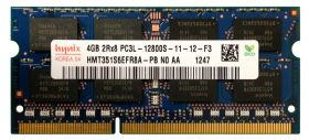 Модуль памяти Hynix SO-DIMM 4GB DDR3L PC3-12800 HMT351S6EFR8A-PB Low voltage