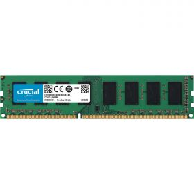 Модуль памяти Crucial DIMM DDR3 2GB PC3-12800 1600 Mhz CT25664BD160B oem