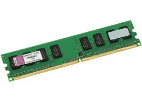 Модуль памяти Kingston 1GB DDR2 PC2-6400 800Mhz KVR800D2N6/1G