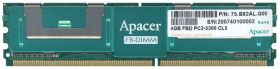 Модуль памяти APACER DDR2 667 FB-DIMM 4Gb CL5 ecc server memory oem
