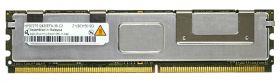 Модуль памяти HYS72T512420EFA-3S-C2 Qimonda 4GB PC2-5300 DDR2-667MHz HYS72T512420EFA-3S-C2 ECC Fully Buffered CL5 240-Pin DIMM Dual Rank Memory Module oem