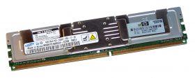 Модуль памяти Samsung DDR2 PC2-5300F-555-11-E0 667MHz 2Rx8 ECC FB-DIMM M395T5160QZ4-CE66 oem