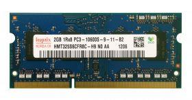 Модуль памяти  Hynix 2GB DDR3 1333 SO-DIMM HMT325S6CFR8C-H9
