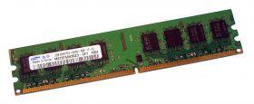 Модуль памяти Samsung DIMM DDR2 2048Mb, 800Mhz M378T5663QZ3-CF7