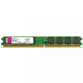 Модуль памяти Kingston 1Gb DDR2 PC2-6400 800MHz  KVR800D2N6/1G oem