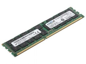 Модуль памяти  Crucial CT16G3ERSLD4160B ECC Reg CL11 16Gb PC3-12800 1600MHz DDR3 DIMM