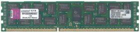 Модуль памяти Kingston KVR1333D3D4R9S/4GED DIMM DDR3 4096Mb, 1333Mhz, ECC REG oem