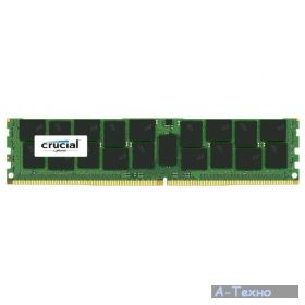 Модуль памяти Micron  DDR4 2133 Registered ECC DIMM 16Gb