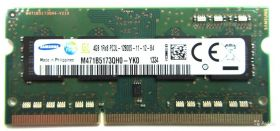 Модуль памяти Samsung DDR3L 1600 SO-DIMM 4Gb Low voltage