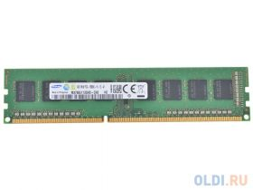 Модуль памяти Samsung DDR3 DIMM 4GB PC3-12800 1600MHz