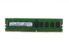 Модуль памяти Samsung 8GB DDR4 DIMM PC4-17000 2133 Mhz ECC Reg