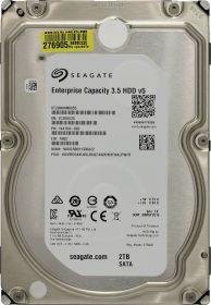 "Жесткий диск HDD 3.5"" 2Tb Seagate SAS ST2000NM0055"