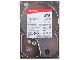 """Жесткий диск HDD 3.5"""" 3 Tb Toshiba HDWD130UZSVA"""