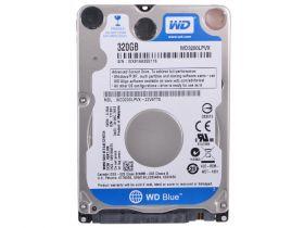"Жесткий диск HDD 2.5"" 320GB Western Digital WD3200LPVX Blue Mobile"