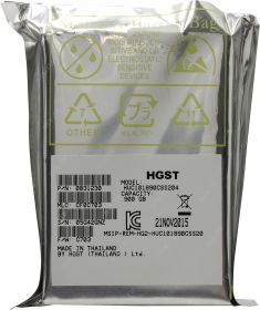 "Жесткий диск HDD 2.5"" 900 Gb HGST SAS HUC101890CSS204"