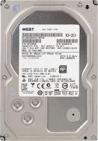 """Жесткий диск HDD 3.5"""" 4Tb HGST HUS726040ALE614"""