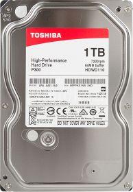 "Жесткий диск HDD 3.5""  1Tb Toshiba  SATA-III HDWD110UZSVA"