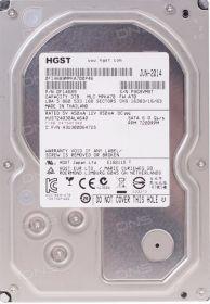 """Жесткий диск HDD 3.5"""" 3Tb HGST HUS724030ALA640"""