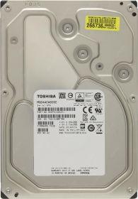 "Жесткий диск HDD 3.5"" 6Tb Toshiba SATA-III MG04ACA600E"