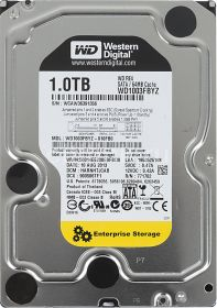 "Жесткий диск HDD 3.5"" 1Tb Western Digital WD1003FBYZ RE"