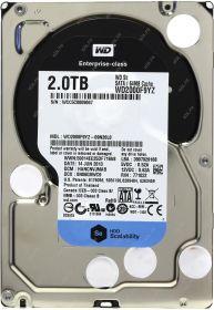 """Жесткий диск HDD 3.5"""" 2Tb Western Digital WD2000F9YZ SE"""