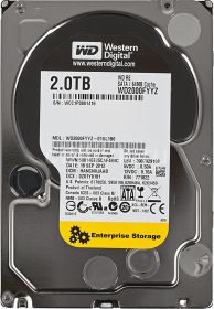 "Жесткий диск HDD 3.5"" 2Tb Western Digital WD2000FYYZ RE"