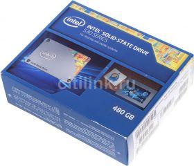 "Твердотельный диск SSD 2.5"" 480Gb Intel SSDSC2BW480A4K5 530 Series"