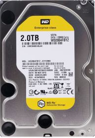 "Жесткий диск HDD 3.5"" 2Tb  Western Digital WD2004FBYZ RE"