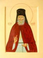 Икона Алексий Голосеевский