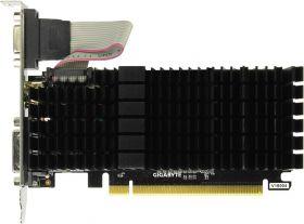 Видеокарта GIGABYTE GeForce GT 710 954Mhz PCI-E 2.0 2048Mb 64 bit GV-N710SL-2GL rev. 2.0.