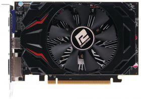 Видеокарта PowerColor Radeon R7 250 750Mhz PCI-E 3.0 1024Mb 128 bit   AXR7 250 1GBD5-HV4E/OC