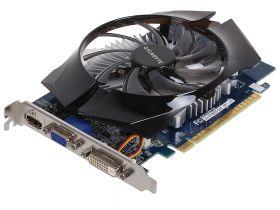 Видеокарта GIGABYTE GeForce GT 730 902Mhz PCI-E 2.0 2048Mb  64 bit  GV-N730D5-2GI (rev. 2.0)