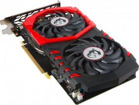 Видеокарта MSI GeForce GTX 1050 Ti 1379Mhz PCI-E 3.0 4096Mb 128 bit  GAMING X